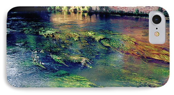 River Sile In Treviso Italy Phone Case by Heiko Koehrer-Wagner