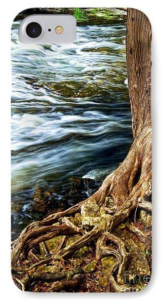 River Through Woods IPhone Case