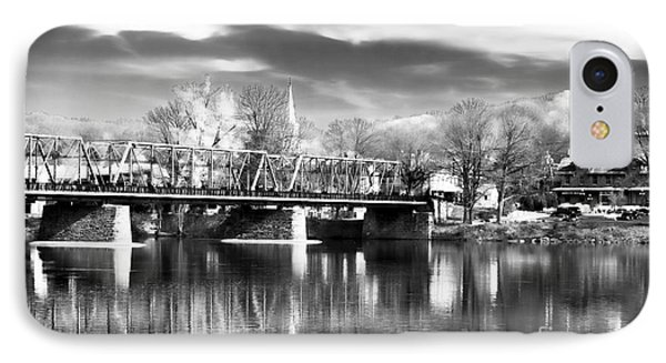 River View In New Hope Phone Case by John Rizzuto