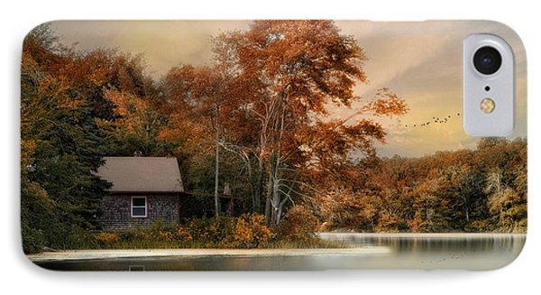 River View IPhone Case by Robin-Lee Vieira