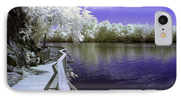 River Walk Phone Case by Paul W Faust -  Impressions of Light
