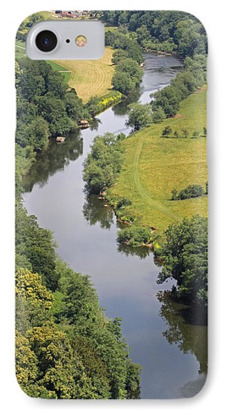River Wye IPhone Case by Tony Murtagh
