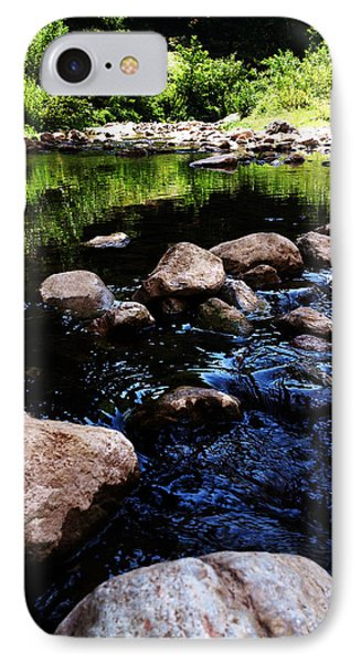 Riversong IPhone Case by Lucy D