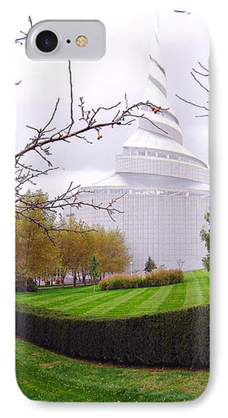 Rlds Church IPhone Case by Ellen Tully