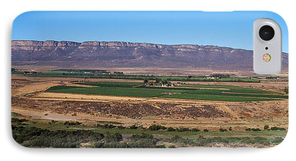 Road From Cape Town To Namibia IPhone Case by Panoramic Images