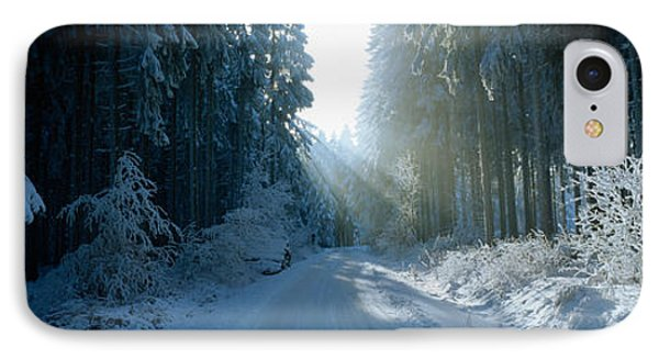 Road, Hochwald, Germany IPhone Case