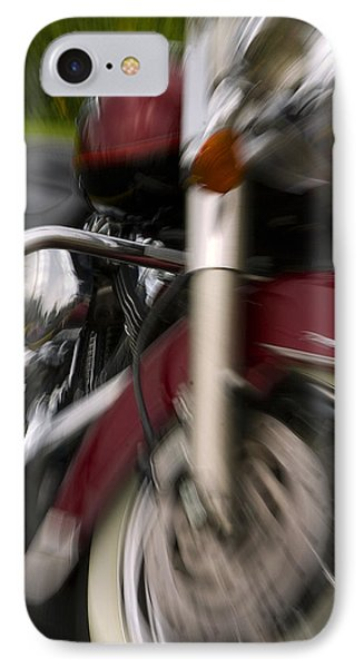 IPhone Case featuring the photograph Road King by Timothy McIntyre