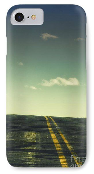 Road Phone Case by Margie Hurwich