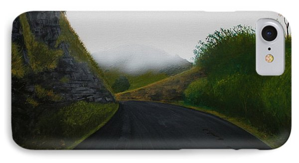 Road Near Gresford Nsw IPhone Case by Tim Mullaney