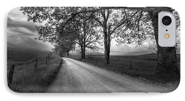 Road Not Traveled Phone Case by Jon Glaser
