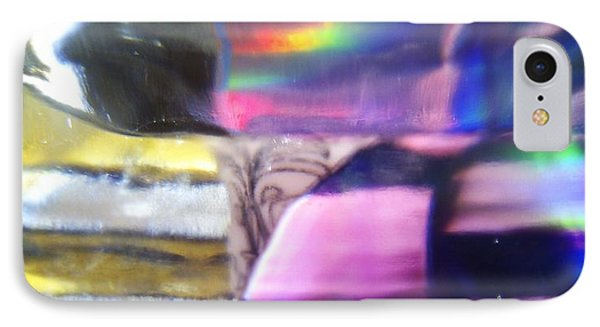 Road To Another Dimension IPhone Case by Martin Howard
