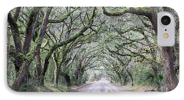 Road To Botany Bay IPhone Case