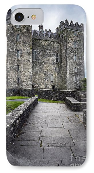 Road To Castle IPhone Case by Svetlana Sewell