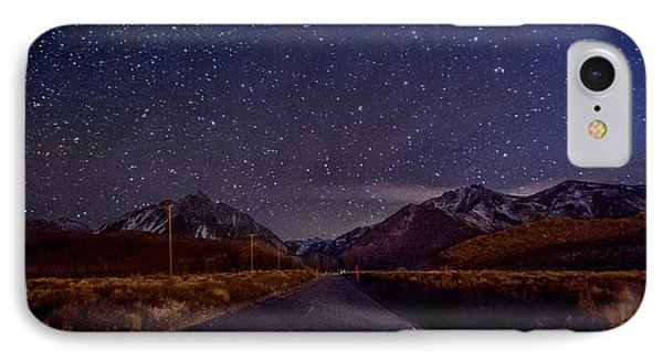 Road To Convict Lake IPhone Case
