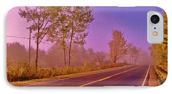 Road To... IPhone Case by Daniel Thompson