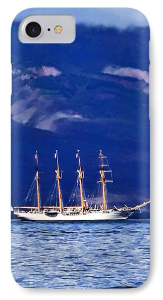 IPhone Case featuring the photograph Road To Lahaina 34 by Dawn Eshelman