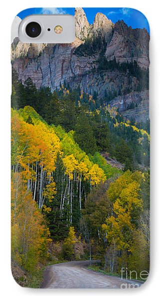 Road To Silver Mountain IPhone Case