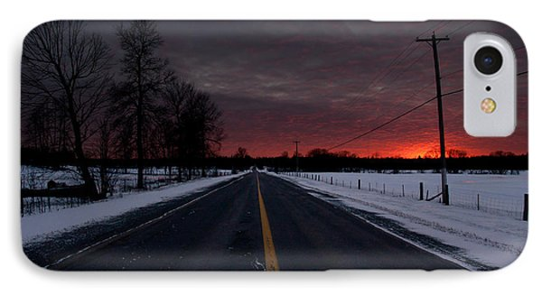 Road To Success Phone Case by Cheryl Baxter