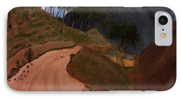 Road To The Hills II IPhone Case