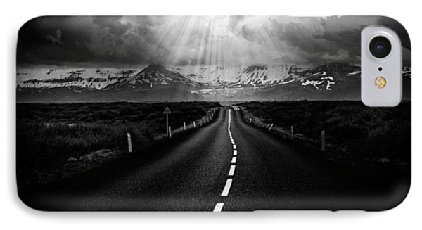Road Trip IPhone Case by Ian Good