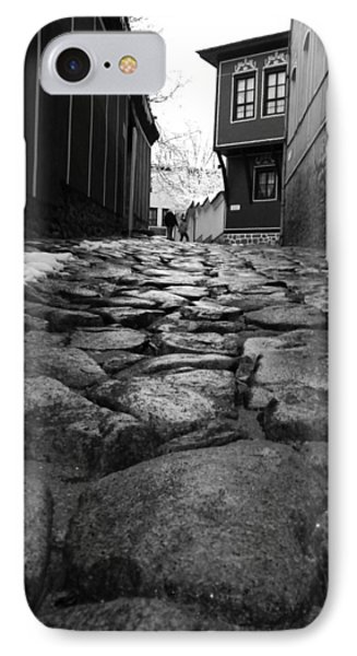 Roads IPhone Case by Lucy D