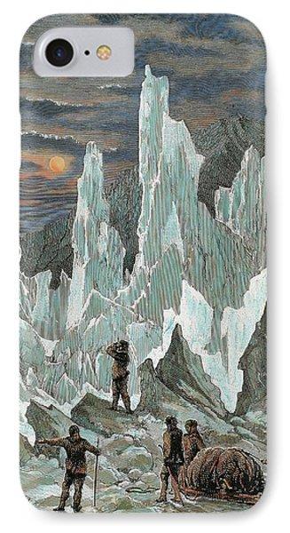 Roald Engebrecht Amundsen (borge, 1872 IPhone Case by Prisma Archivo