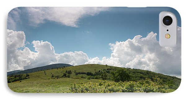 IPhone Case featuring the photograph Roan Mountain by Serge Skiba