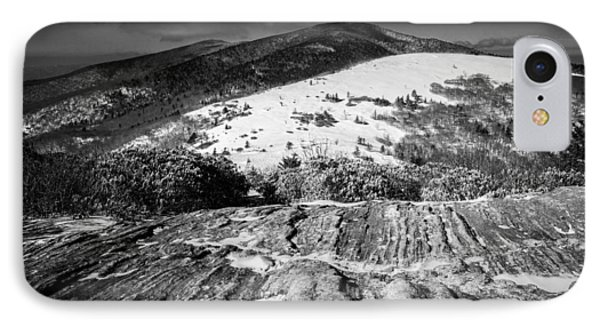 IPhone Case featuring the photograph Roan Winter by Serge Skiba