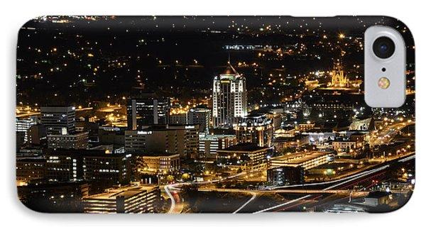 Roanoke Virginia IPhone Case
