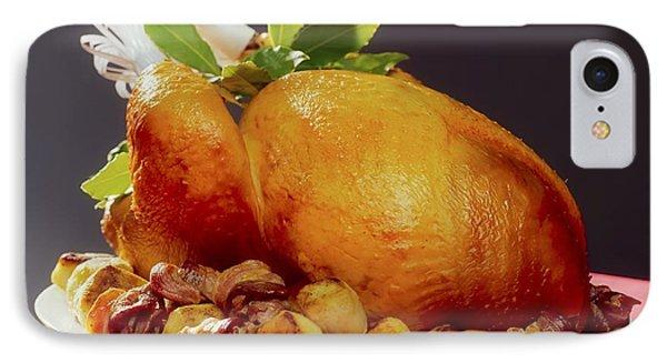 Roast Turkey Phone Case by The Irish Image Collection