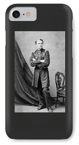 Robert Gould Shaw IPhone Case by War Is Hell Store