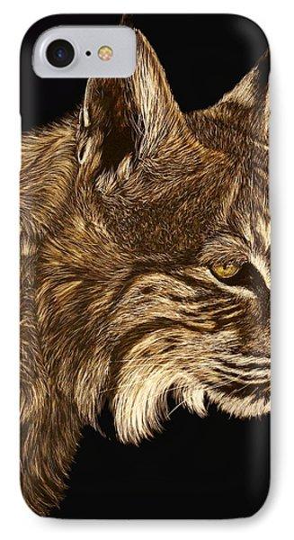 Roberta IPhone Case by Heather Ward