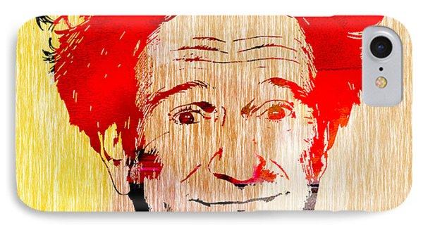 Robin Williams Art IPhone Case