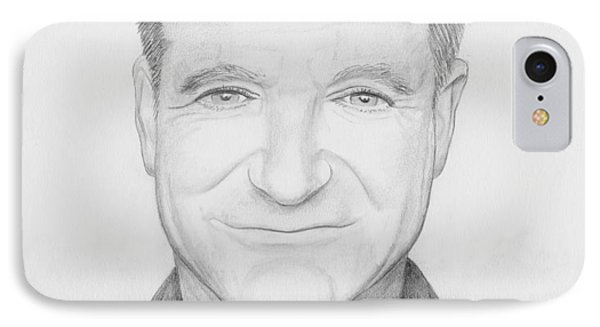 Robin Williams IPhone Case