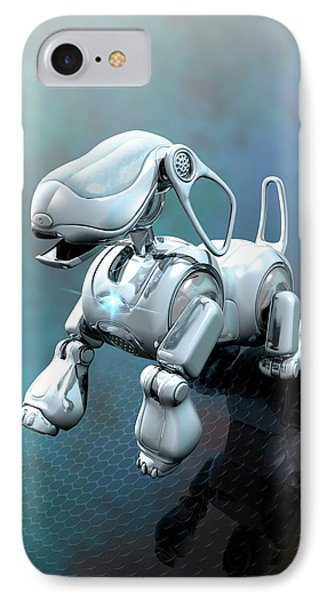 Robotic Dog IPhone Case