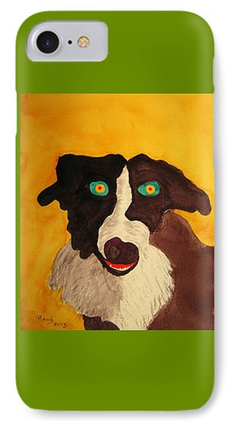 IPhone Case featuring the painting The Storyteller by Rand Swift