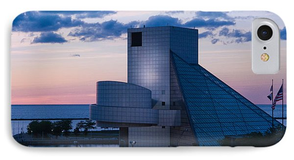 Rock And Roll Hall Of Fame Phone Case by Dale Kincaid