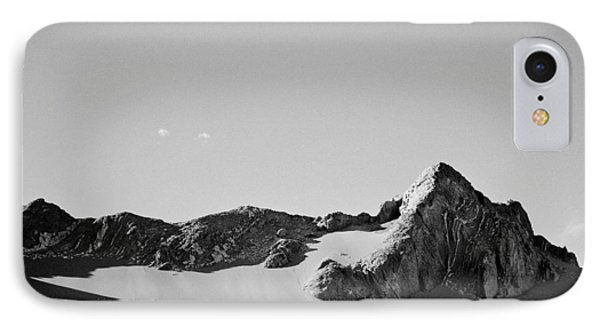 IPhone Case featuring the photograph Rock And Sand by Lana Enderle