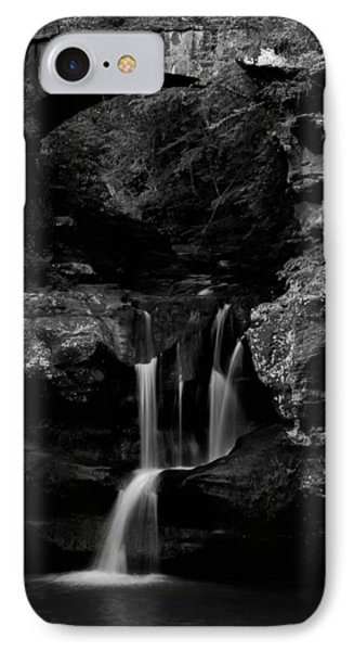 IPhone Case featuring the photograph Rock And Water by Haren Images- Kriss Haren