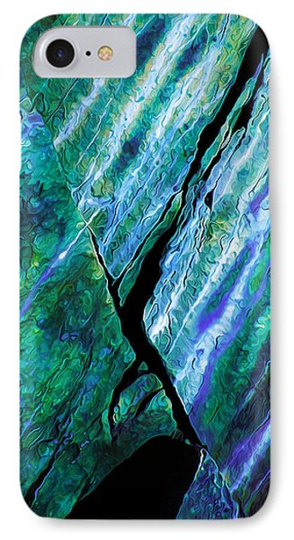 Rock Art 15 IPhone Case by ABeautifulSky Photography