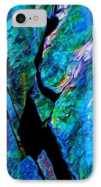Rock Art 18 IPhone Case by ABeautifulSky Photography