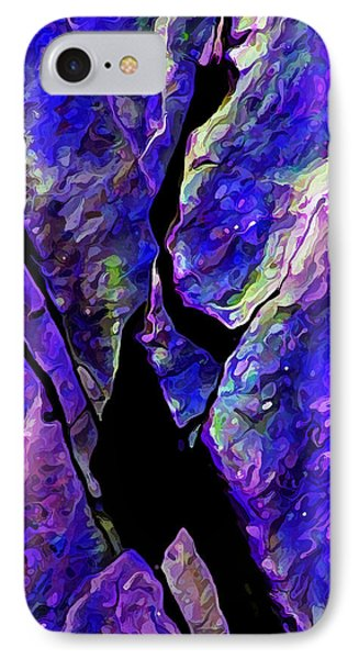 Rock Art 19 IPhone Case by ABeautifulSky Photography