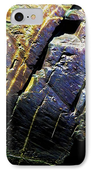 Rock Art 9 IPhone Case by ABeautifulSky Photography