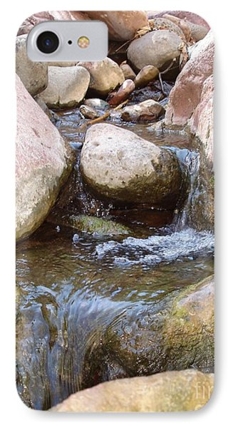 IPhone Case featuring the photograph Rock Creek by Kerri Mortenson
