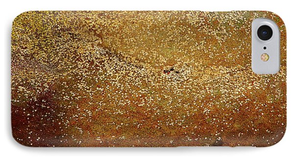 Rock Face - Seaside Abstract Phone Case by Aidan Moran