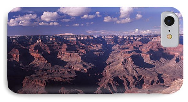 Rock Formations At Grand Canyon, Grand IPhone Case by Panoramic Images