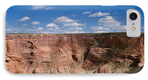 Rock Formations On A Landscape, South IPhone Case by Panoramic Images