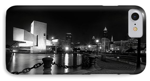 Rock Hall And Great Lakes Science Center IPhone Case by Daniel Behm