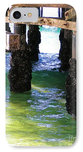 IPhone Case featuring the photograph Rock Solid by Margie Amberge