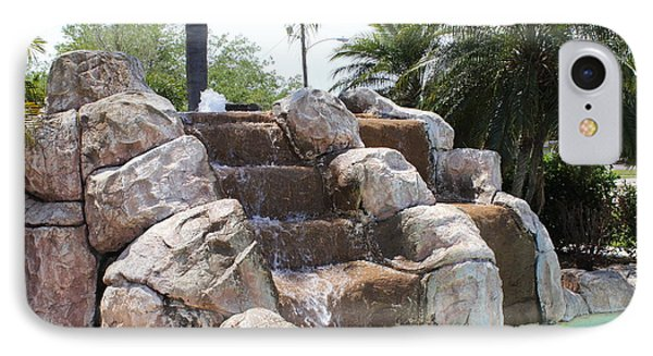 Rock Waterfall IPhone Case